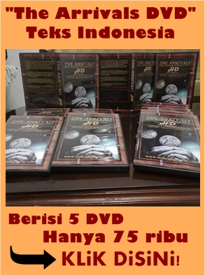 VIDEO FILM THE ARRIVALS KONSPIRASI DVD